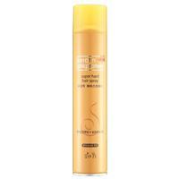 Flor de Man Лак для укладки волос с протеинами шелка МФ Кератин суперфиксация 300 мл