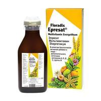 Флорадикс Эпресат Мультивитамин Энергетикум 250 мл упак.