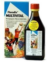 Флорадикс Мультивиталь 250 мл