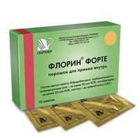 Флорин форте пакетики 850 мг 10 шт.
