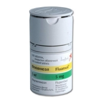 Флюанксол таблетки 5 мг, 100 шт.