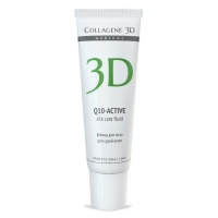 Флюид Медикал Коллаген 3D (Medical Collagene 3D) PROFF Q 10-active SILK CARE 30мл упак.