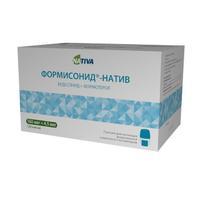 Формисонид-натив порошок для ингаляций дозированный 160 мкг + 4,5 мкг/доза 120 шт.