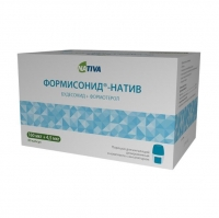 Формисонид-натив порошок для ингаляций дозированный 160 мкг + 4,5 мкг/доза 60 шт.