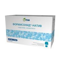 Формисонид-натив порошок для ингаляций дозированный 320 мкг + 9 мкг/доза 60 шт.