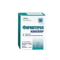Формотерол изихейлер 12мкг/доза 120доз ингалят пор