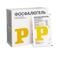 Фосфалюгель гель для приема внутрь 16 г пакетики 20 шт.