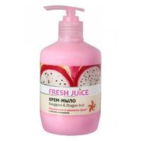 Fresh Juice Жидкое Крем-мыло Франжипани и Драконов фрукт (Frangipani & Dragon f