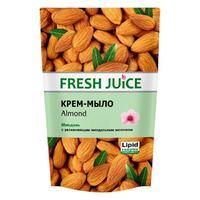 Fresh Juice Жидкое Крем-мыло с увл. миндальным молочком Миндаль (Almond ), 460 мл наполнитель