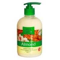 Fresh Juice Жидкое Крем-мыло с увл. миндальным молочком Миндаль (Almond), 460 мл