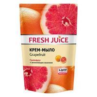Fresh Juice Жидкое Крем-мыло с увл. Молочком Грейпфрут (Grapefruit), 460 мл наполнитель
