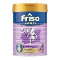 Фрисо Голд 4 New сухой напиток на молочной основе с 3 лет 400 г