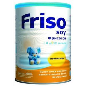 ФрисоСой с 0-12 мес, 400 г