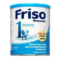 Фрисовом 1 специальная молочная смесь с пребиотиками 0 - 6мес. 400 г