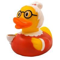 Funny Ducks Игрушка для ванны Уточка бабушка 1 шт.