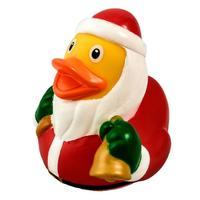Funny Ducks Игрушка для ванны Уточка дед мороз 1 шт.