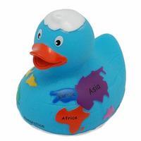 Funny Ducks Игрушка для ванны Уточка глобус 1 шт.