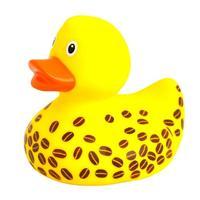 Funny Ducks Игрушка для ванны Уточка кофе 1 шт.