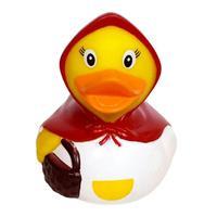 Funny Ducks Игрушка для ванны Уточка Красная шапочка 1 шт.