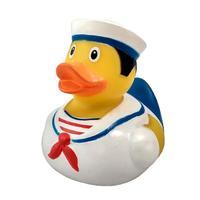 Funny Ducks Игрушка для ванны Уточка матрос 1 шт.