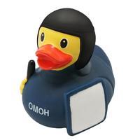 Funny Ducks Игрушка для ванны Уточка ОМОН 1 шт.