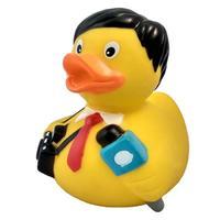 Funny Ducks Игрушка для ванны Уточка Репортер 1 шт.
