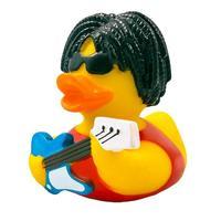 Funny Ducks Игрушка для ванны Уточка Рокер 1 шт.