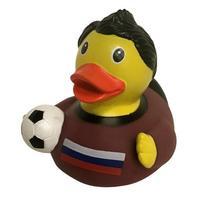 Funny Ducks Игрушка для ванны Уточка российский футболист 1 шт.