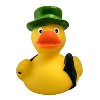 Funny Ducks Игрушка для ванны Уточка Рыбак 1 шт.