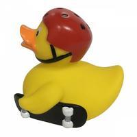 Funny Ducks Игрушка для ванны Уточка Скейтбордер 1 шт.