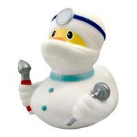 Funny Ducks Игрушка для ванны Уточка Стоматолог 1 шт.