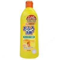 Funs Rookie средство для чистки ванны и туалета с ароматом апельсина 500 мл
