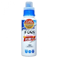 Funs средство концентрированное жидкое для стирки белья 360 г