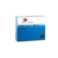 Габагамма капсулы 400 мг, 20 шт.