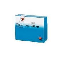 Габагамма капсулы 400 мг, 50 шт.