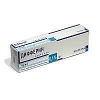 Дифферин крем 1 мг/г, 30 г