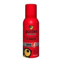 Gardex Extreme Super Аэрозоль от комаров и клещей 80мл