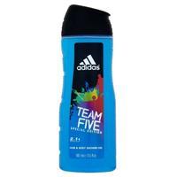 Гель для душа Adidas Team Five мужской 250 мл