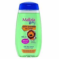 Гель для душа Malizia Baby 300мл упак.