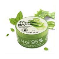 Гель для лица и тела Royal Skin многофункциональный с 95% содержанием Aloe 300 мл