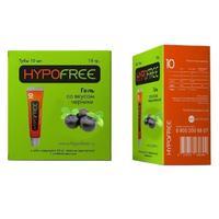 ГипоФри (HypoFree) гель д/приема внутрь вкус черники 1 XE 10 г глюкозы 10 шт.