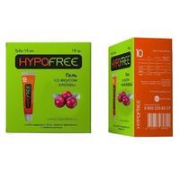 ГипоФри (HypoFree) гель д/приема внутрь вкус клюквы 1 XE 10 г глюкозы 10 шт. упак.