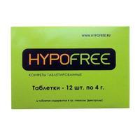 ГипоФри (HypoFree) конфеты таблетированные 4г глюкозы (декстрозы) 12 шт.