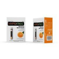 ГипоФри (HypoFree) напиток фруктовый вкус апельсина 1 XE 10 г глюкозы 10 шт.