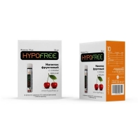 ГипоФри (HypoFree) напиток фруктовый вкус вишни 1 XE 10 г глюкозы 10 шт.