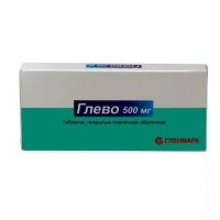 Глево таблетки 500 мг, 25 шт.