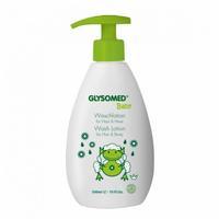 Glysomed лосьон детский для мытья волос и тела 300 мл