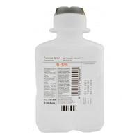 Глюкоза Браун раствор для инфузий 5% флаконы 100 мл