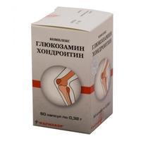 Глюкозамин хондроитин комплекс капсулы, 60 шт.