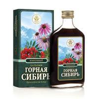 Горная сибирь бальзам имунный безалкогольный 250 мл